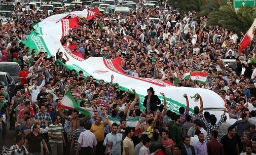 Iran Today: Rouhani Hails Power Of Football Victory
