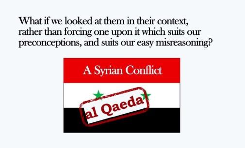 """EA Video: How To Create """"Al Qa'eda Threat"""" in 4 Steps"""