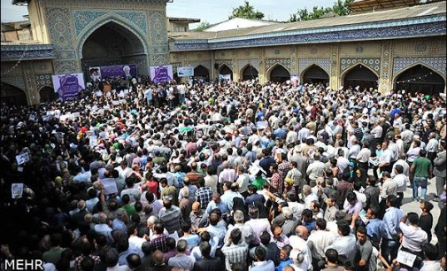 Iran Today: The Last Rallies Before the Vote