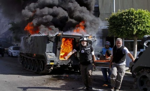 Middle East, 24 June: Lebanon — At Least 42 Killed in Clashes Near Sidon