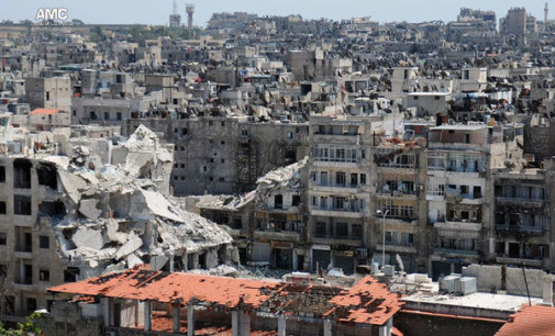 Syria Audio Analysis: A Final Battle for Aleppo? Not Really.