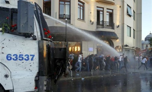 Middle East, 23 June: Turkey — Police Break Up Renewed Protests