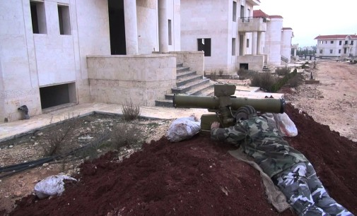 """Syria Video Special: Story Behind """"Saudi Arabia's Anti-Tank Weapons to Insurgents"""""""