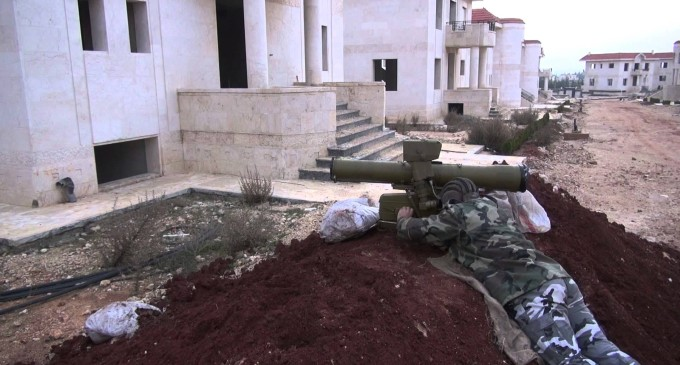 "Syria Video Special: Story Behind ""Saudi Arabia's Anti-Tank Weapons to Insurgents"""