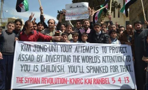 Syria Feature: When State Propagandas Collide — North Korea vs. Damascus