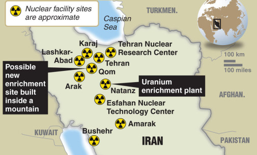 "Iran Analysis: The ""No Engagement"" Campaign — Lasers Of Doom, Nuclear Vegetation, & Latin American Spy Networks"