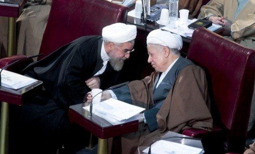 Iran Daily, Dec 22: Rouhani Tries to Ease In-Fighting Over Rafsanjani and Supreme Leader