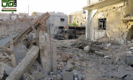 "Syria 1st-Hand: The Ceasefire in Damascus Suburb of Barzeh — ""The Opposition Had No Choice"""