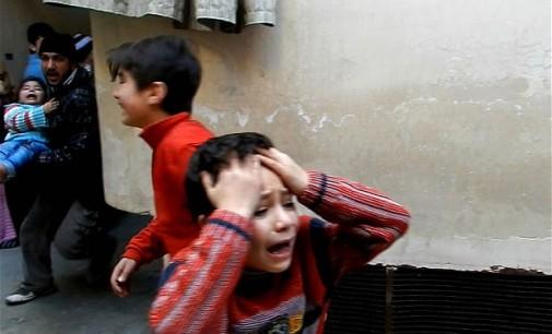 """Syria, July 23: UN Declares """"War Crimes"""" Against Children"""