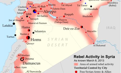 Syria, July 22: The Kurdish Fight With Insurgents Escalates