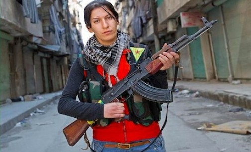 Syria Interview: A Kurdish Commander Explains the Fighting in the North