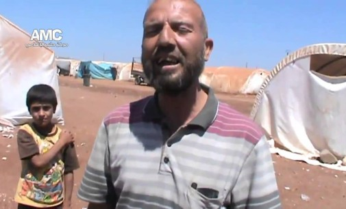 Syria Feature: Glimpse Into the Bab Al-Salam Refugee Camp