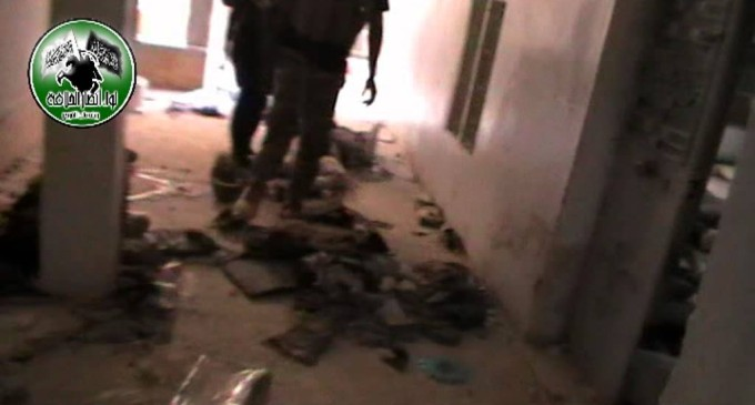 Syria Videos: Insurgents Kill & Abuse Captured Regime Fighters in Khan al-Assal