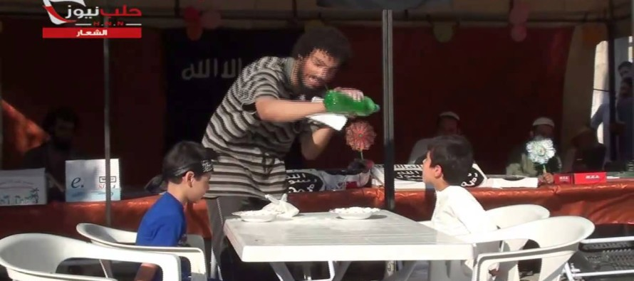 Syria Feature: Islamic State of Iraq Sponsor A Fun Day In Aleppo
