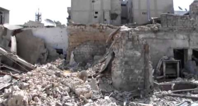 Syria, July 20: Stalemate in Homs