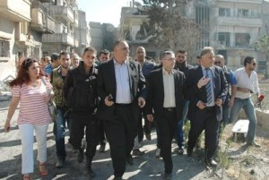 SYRIA 31-07-13 KHALIDIYA TOUR 2