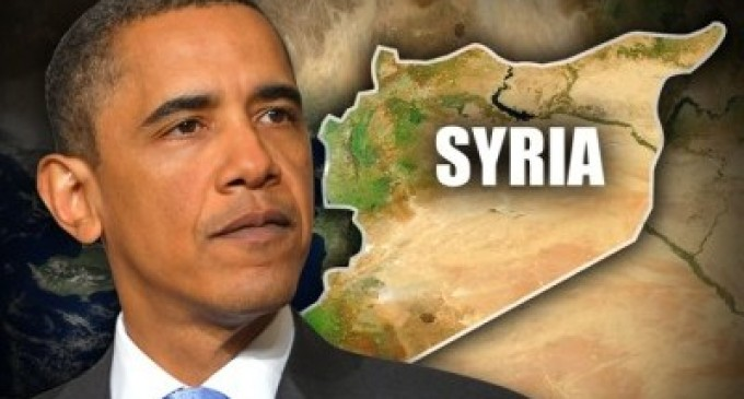 "Syria Audio Analysis: Why Obama's ""Special Forces"" Are More PR Than Substance"