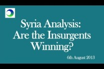 Syria Video Analysis: Is the Insurgency Winning?