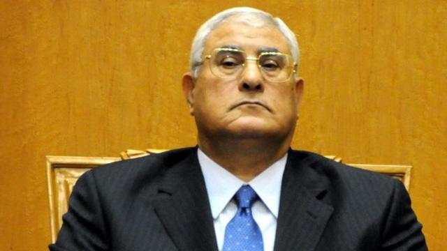 President Egypt 2013 Sept 4 Egypt — President
