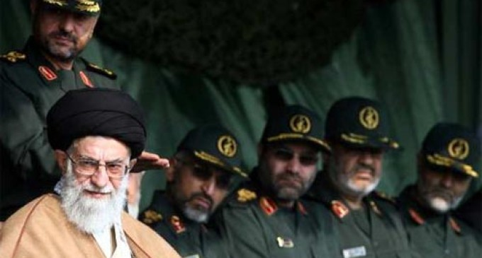 Iran, Sept 21: The Revolutionary Guards Under Pressure