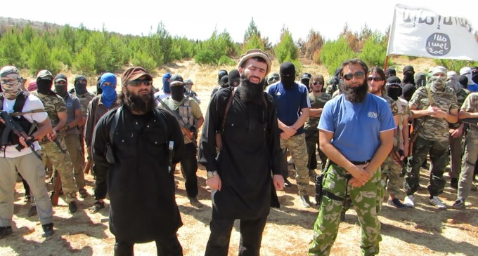 Syria Feature: Chechen Insurgent Leader Explains Living Conditions For New Jihadi Recruits