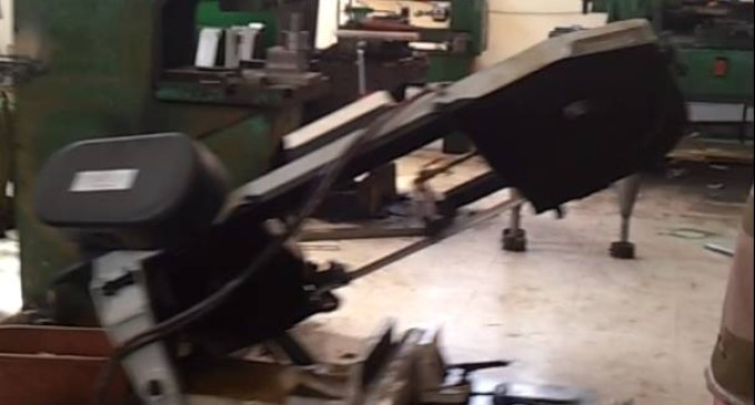 Syria Video: Chechen Fighter Shows Off Missile Factory, Asks For Funds