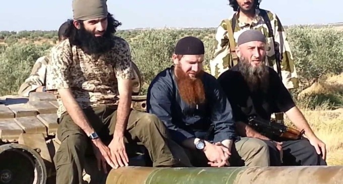 Syria Video Feature: The Chechen Jihadists & the Islamic State of Iraq