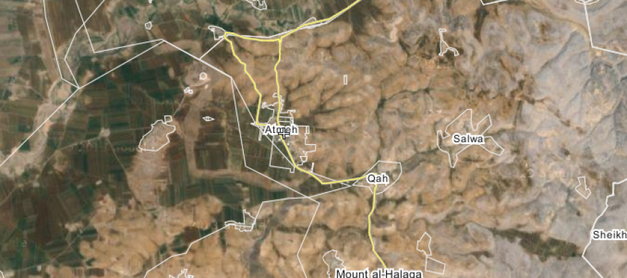 Syria Spotlight: Clashes Between Insurgents, Kurds In Āţimah, Idlib