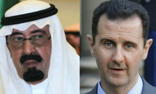 Syria Video Analysis: Saudi Arabia Breaks from the US