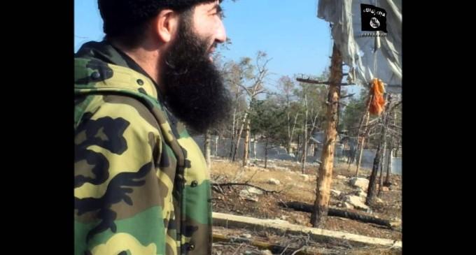 Syria: Seyfullakh al-Shishani On Capture Of Kindi Barracks & Truck Bombings