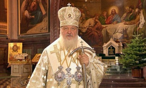 "Russian Orthodox Patriarch Slams ""Euromaidan"" Protests In Ukraine"