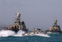 """Iran Daily: Navy Talks Tough — """"US Warships Comply With Our Orders in Persian Gulf"""""""