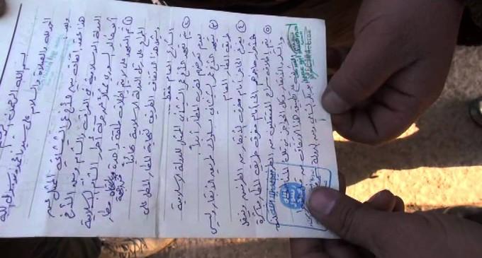 Syria: Truce Between ISIS's Abu Umar al-Shishani & Ahrar ash-Sham On Eastern Front in Aleppo Province