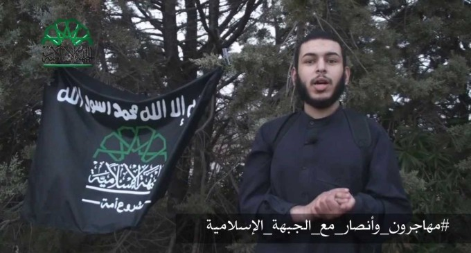 Syria: In New Video Campaign, Islamic Front Appeals To Foreign Fighters