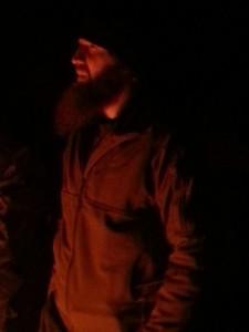 umar at night