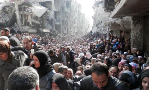 Syria Op-Ed: Why Palestinians Should Stand With the Syrian People