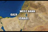 Israel and Palestine: Israeli Jets Hit Gaza After Rockets Fired Across Border