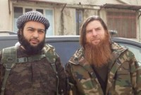 Syria: Independent Chechen Jihadi Faction Fighting At Sheikh Najjar near Aleppo