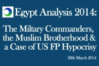 Egypt Video Analysis: Generals, Muslim Brotherhood, & US Hypocrisy