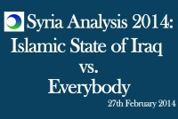 Syria Video Analysis: Islamic State of Iraq vs. Everybody