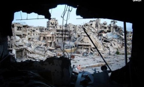 Syria 1st-Hand: A Tour of Regime-Held Homs