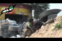 "Syria 1st-Hand: Aleppo — Regime Troops Insurgent Offensive, Hezbollah, and Militia ""Criminals and Cowards"""