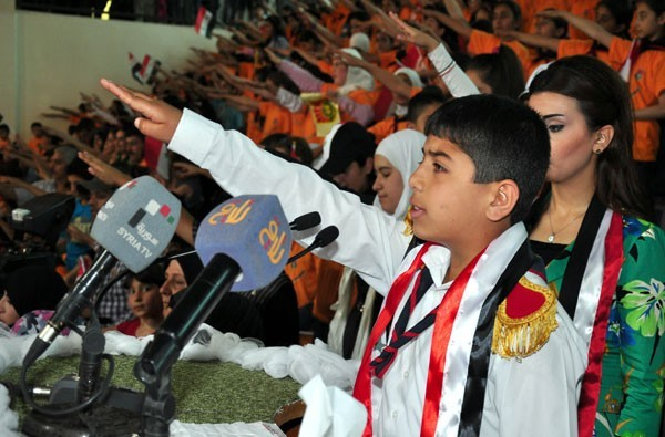 CHILDREN'S FESTIVAL SYRIA
