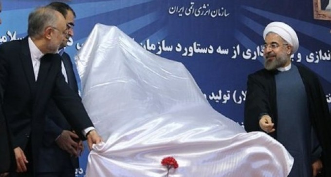 """Iran Daily, May 12: Rouhani & Zarif Draw Firm Line on """"Nuclear Rights"""""""