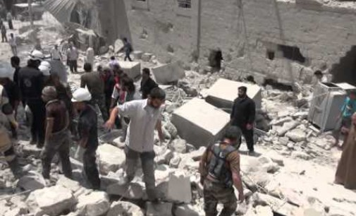 Syria: Barrel Bombs and the Regime's Strategy of Urban Warfare