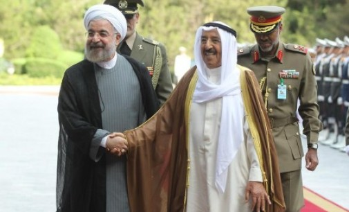 Iran Daily, June 2: Rouhani Welcomes Emir of Kuwait
