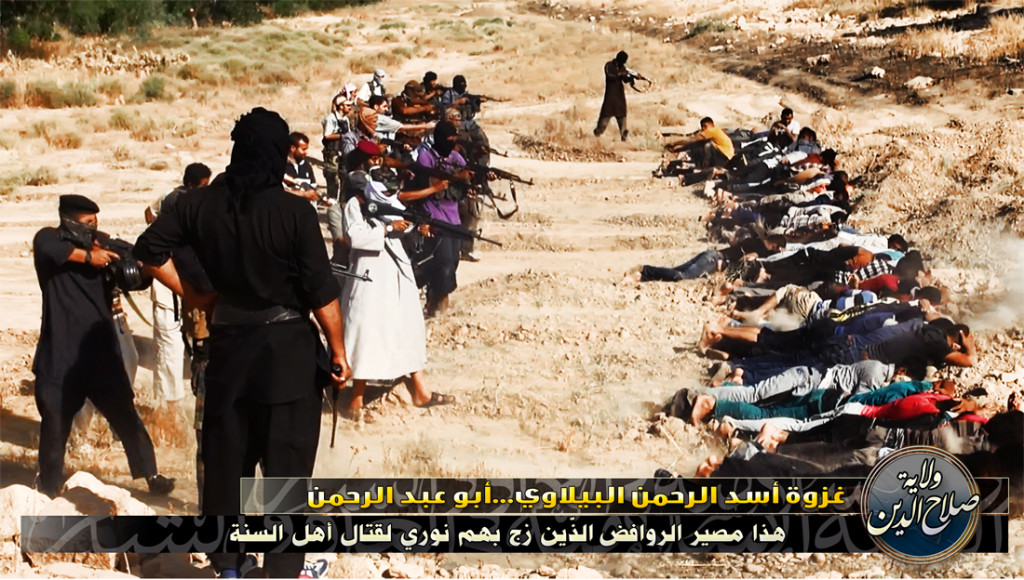 ISIS EXECUTIONS 5