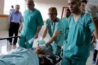 "Gaza 1st-Hand: ""Mr Obama, Spend 1 Night With Us in Shifa Hospital"""