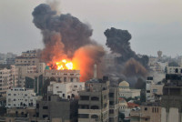 Israel-Gaza Feature: Palestinian NGOs Call For End to War & Human Rights Violations