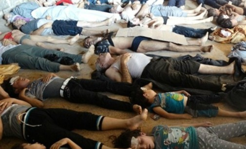 Syria Daily: Russia to Veto UN Resolution on Chemical Weapons